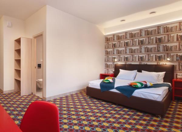 Design hotel privet ya doma nizhny novgorod region for Design hotel buchen