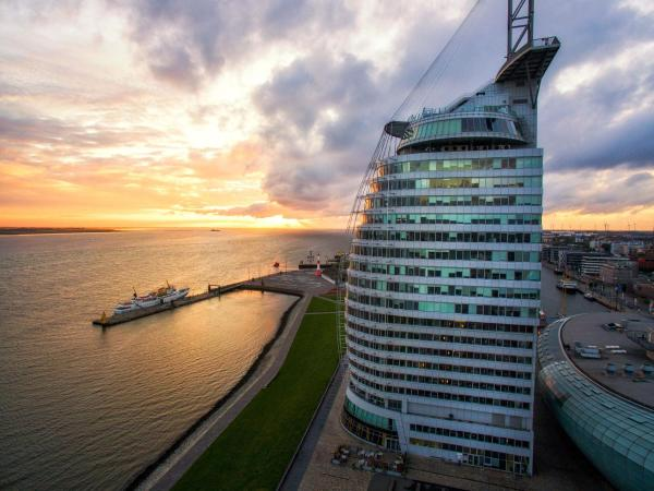 Atlantic Hotel Sail City 4 Bremerhaven Bremen Deutschland 45