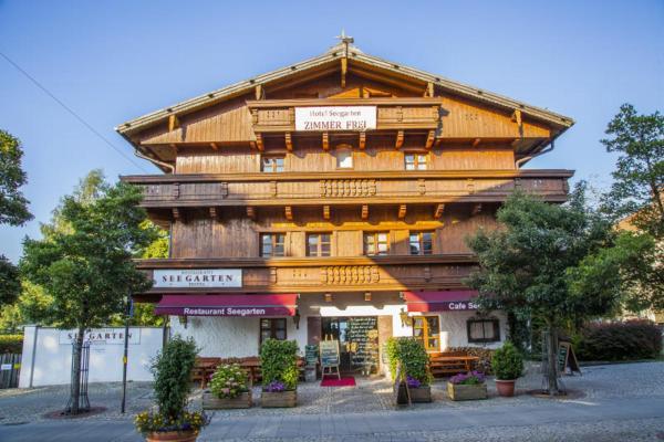 Hotel Seegarten 3 Bad Wiessee Tegernsee Deutschland 41