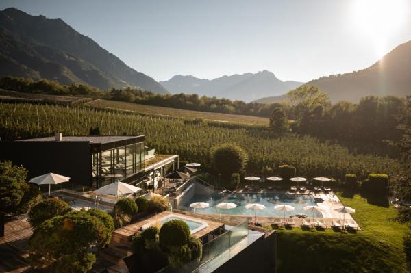 Design Hotel Tyrol 4 Rabland Nationalpark Texel Italien 19