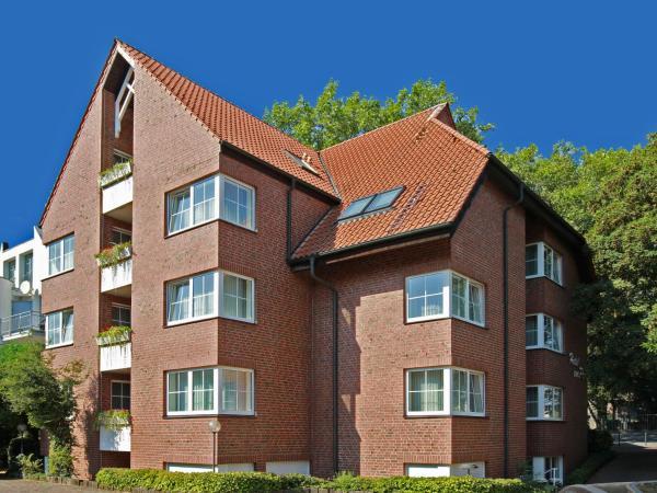 Hotel Am Park Dinslaken Niederrhein Deutschland 8