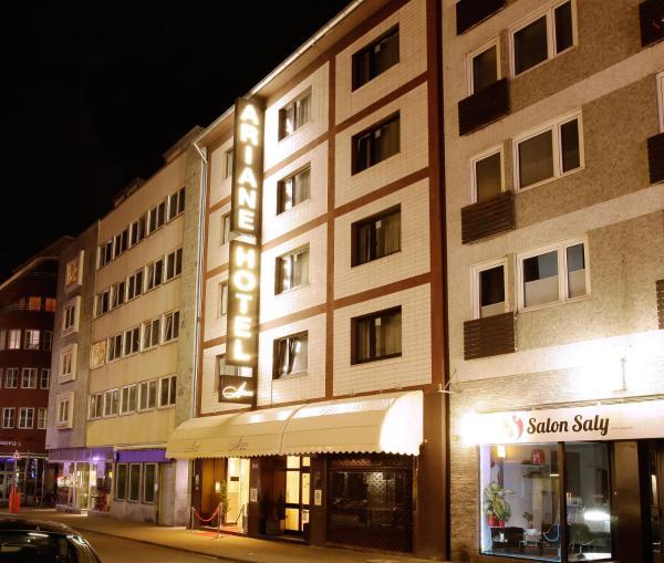 Centro Hotel Ariane 3 Altstadt Sud Koln Deutschland 39