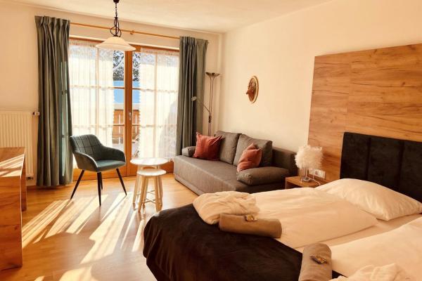 Kur Und Wellnesshotel Waldruh 3 Bad Kohlgrub Pfaffenwinkel