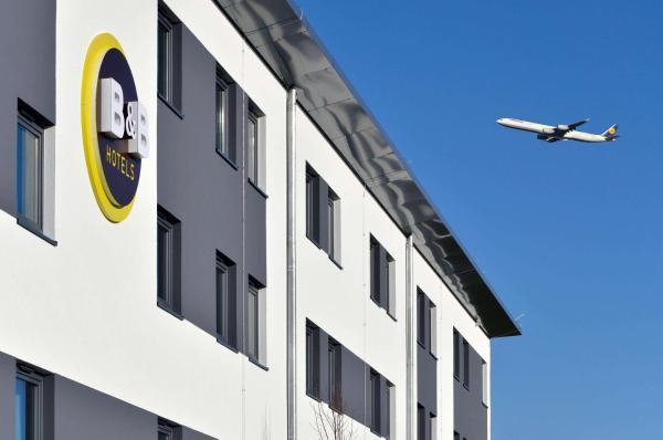 B B Hotel Munchen Airport 2 Hallbergmoos Oberbayern