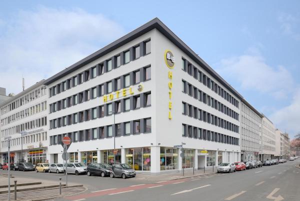 B B Hotel Nurnberg Hbf 2 Nurnberg Mittelfranken Deutschland