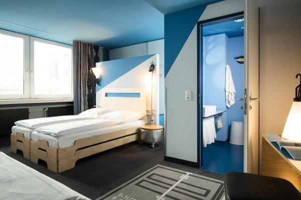 Superbude Hotel Hostel St. Georg 1* ➜ Hamburg, Hansestadt Hamburg ...