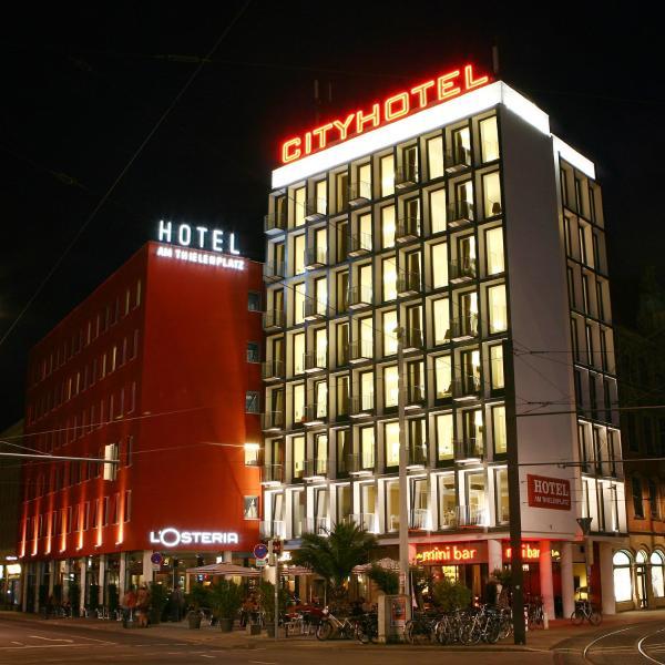 Cityhotel Am Thielenplatz 3 Mitte Hannover Deutschland 28