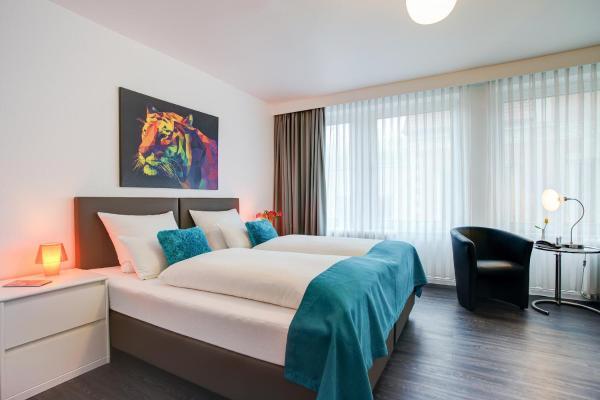 Centro Hotel Atlanta 3* ☆ Mitte, Hannover, Deutschland. Centro ...