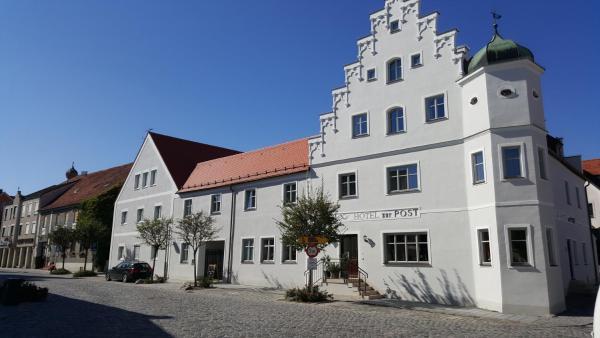 Boutique Hotel Zur Post Vohburg An Der Donau Oberbayern
